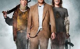 "Poster for the movie ""Pineapple Express"""