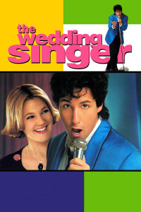 "Poster for the movie ""The Wedding Singer"""