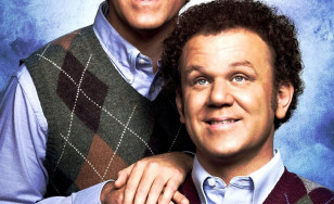 "Poster for the movie ""Step Brothers"""