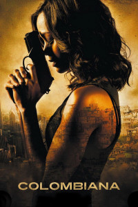 "Poster for the movie ""Colombiana"""