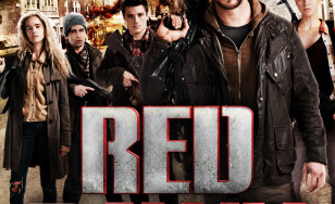 "Poster for the movie ""Red Dawn"""