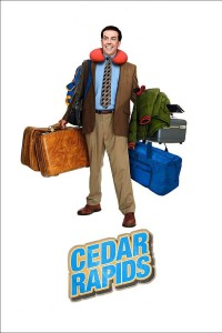 "Poster for the movie ""Cedar Rapids"""