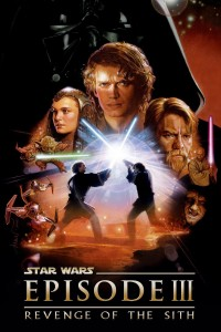 "Poster for the movie ""Star Wars: Episode III - Revenge of the Sith"""