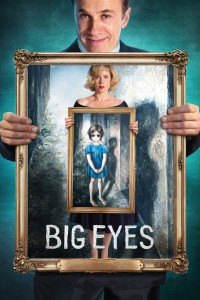 "Poster for the movie ""Big Eyes"""