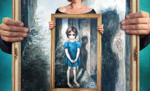 """Poster for the movie """"Big Eyes"""""""