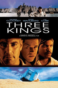 "Poster for the movie ""Three Kings"""