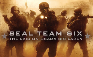 "Poster for the movie ""Seal Team Six: The Raid on Osama Bin Laden"""