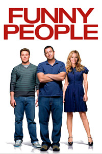 "Poster for the movie ""Funny People"""