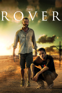 "Poster for the movie ""The Rover"""