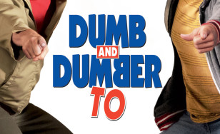 "Poster for the movie ""Dumb and Dumber To"""