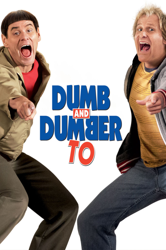 Dumber and dumber to poster