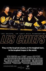 "Poster for the movie ""The Chiefs"""