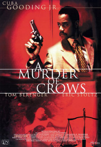 "Poster for the movie ""A Murder of Crows"""