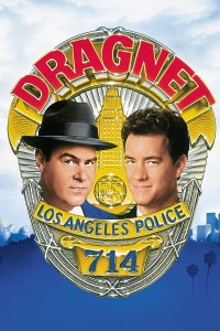 "Poster for the movie ""Dragnet"""
