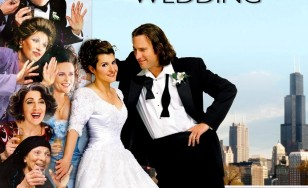 "Poster for the movie ""My Big Fat Greek Wedding"""