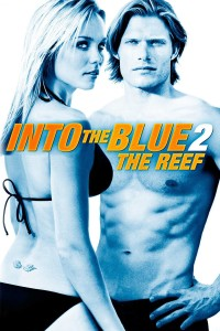 "Poster for the movie ""Into the Blue 2: The Reef"""