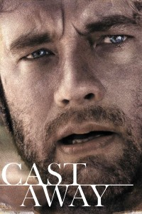 "Poster for the movie ""Cast Away"""