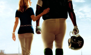 "Poster for the movie ""The Blind Side"""
