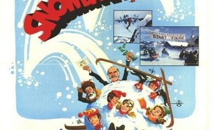 "Poster for the movie ""Snowball Express"""