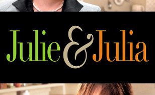 "Poster for the movie ""Julie & Julia"""