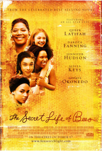 "Poster for the movie ""The Secret Life Of Bees"""