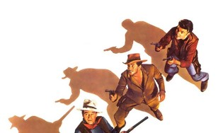 "Poster for the movie ""Rio Bravo"""