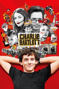 "Poster for the movie ""Charlie Bartlett"""