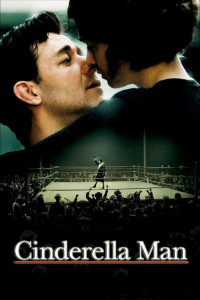 "Poster for the movie ""Cinderella Man"""