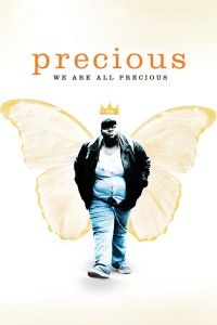 "Poster for the movie ""Precious"""