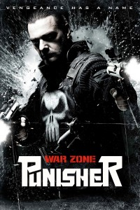 "Poster for the movie ""Punisher: War Zone"""