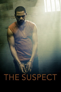 "Poster for the movie ""The Suspect"""