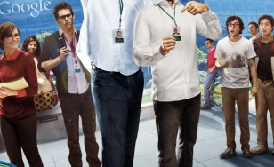 "Poster for the movie ""The Internship"""
