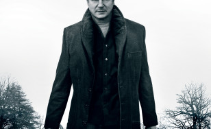 """Poster for the movie """"A Walk Among the Tombstones"""""""