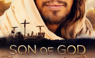"Poster for the movie ""Son of God"""