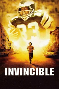 "Poster for the movie ""Invincible"""