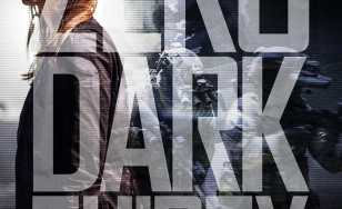 "Poster for the movie ""Zero Dark Thirty"""