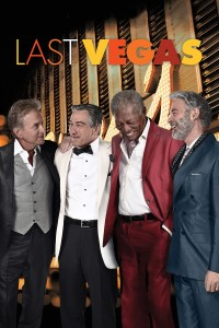 "Poster for the movie ""Last Vegas"""
