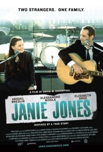 "Poster for the movie ""Janie Jones"""