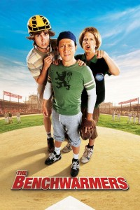 "Poster for the movie ""The Benchwarmers"""