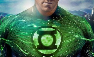 "Poster for the movie ""Green Lantern"""