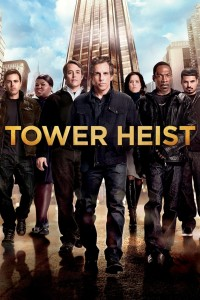 "Poster for the movie ""Tower Heist"""