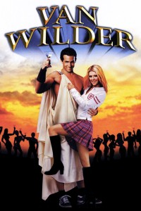 "Poster for the movie ""National Lampoon's Van Wilder"""
