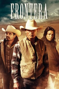 "Poster for the movie ""Frontera"""