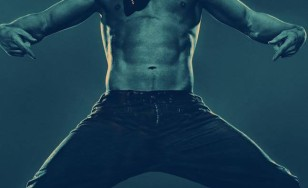 "Poster for the movie ""Magic Mike XXL"""