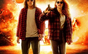 "Poster for the movie ""American Ultra"""