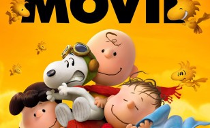 "Poster for the movie ""The Peanuts Movie"""