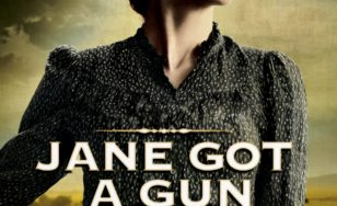 "Poster for the movie ""Jane Got a Gun"""
