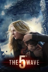 "Poster for the movie ""The 5th Wave"""
