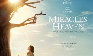 "Poster for the movie ""Miracles from Heaven"""