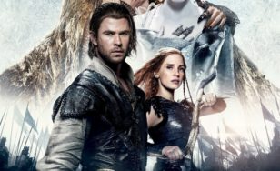 "Poster for the movie ""The Huntsman: Winter's War"""